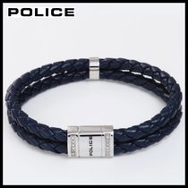 POLICE ポリス ブレスレット POLICE ROADSTER BL