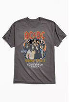 Urban Outfitters(アーバンアウトフィッターズ) Tシャツ・カットソー Urban Outfitters x AC/DC Highway To Hell 1979 Tee Tシャツ