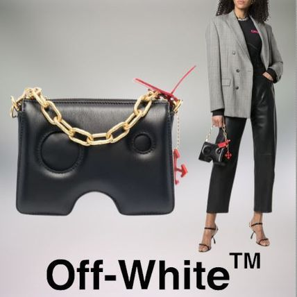 ★Off-White★ 15 Burrow ポーチ