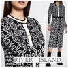 ♪RIVER ISLAND♪「Chanceux」モノグラムセットアップ◆送料込◆