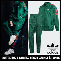 【adidas】3D TREFOIL 3-STRIPES TRACK JACKET&PANTS セット