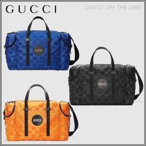 【GUCCI】Off The Grid / ダッフルバッグ