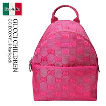 Gucci Children GG ECONYL backpack