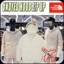【THE NORTH FACE】UNDYED HOOD ZIP UP★男女兼用★