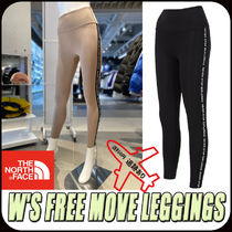 【THE NORTH FACE】W'S FREE MOVE LEGGINGS★男女兼用★