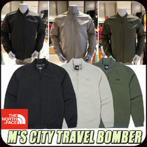 【THE NORTH FACE】M'S CITY TRAVEL BOMBER★男女兼用★