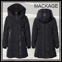 【Mackage】◆大人もOK◆LOULOU キッズ フード付き ダウンコート