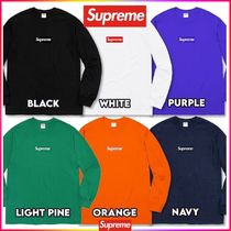 FW20 Week7 Supreme Box Logo L/S Tee ロンT