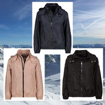 ☆MONCLER☆ ロゴラインナイロンパーカ・ZANICE♪12A/14A