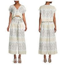 【Free People】セール!Embroidered Toluca Set/上下セット