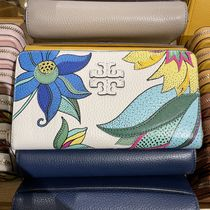 日本未発売【Tory Burch】THEA APPLIQUE CONTINENTAL WALLET