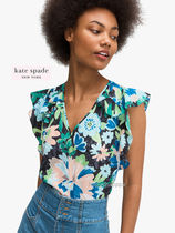 【kate spade】ラストSALE!! full bloom shell