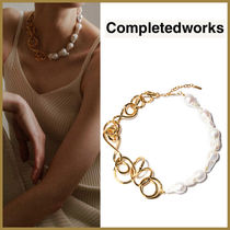 【Completedworks】注目ジュエリー☆Pearl and Gold ネックレス