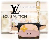 21SS☆ルイヴィトン エテュイ・イヤホン AirPods Proケース 牛 (Louis Vuitton/テックアクセサリー) 64835043