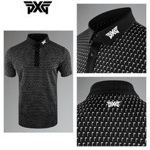 【PXG】☆ゴルフ☆ ATHLETIC FIT PERFORMANCE PIN FLAG POLO