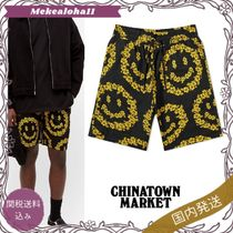 CHINATOWN MARKET☆SMILEY FLORAL ショーツ【関税送料込】