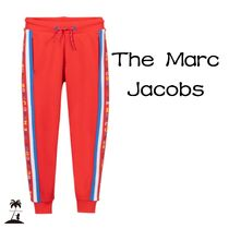 ★The Marc Jacobs★大人もOK♡ビスコースロゴジョガー/Red