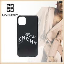 ★GIVENCHY★ロゴ iPhone 11 ケース