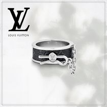 Louis Vuitton バーグ・ピン ロック リング