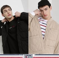Tommy Hilfiger★正規品★Quilted loose fit jacket/安心追跡付