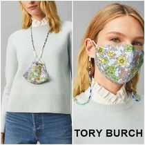 【Tory Burch】BEADED FACE MASK CHAIN☆マスクチェーン☆2色☆
