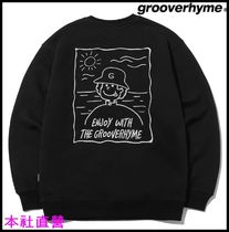 【GROOVE RHYME】◆UNTACT TRAVELING SWEAT SHIRTS◆