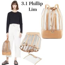 大人気 ★3.1 Phillip Lim★ Billie Medium Drawstring Backpack