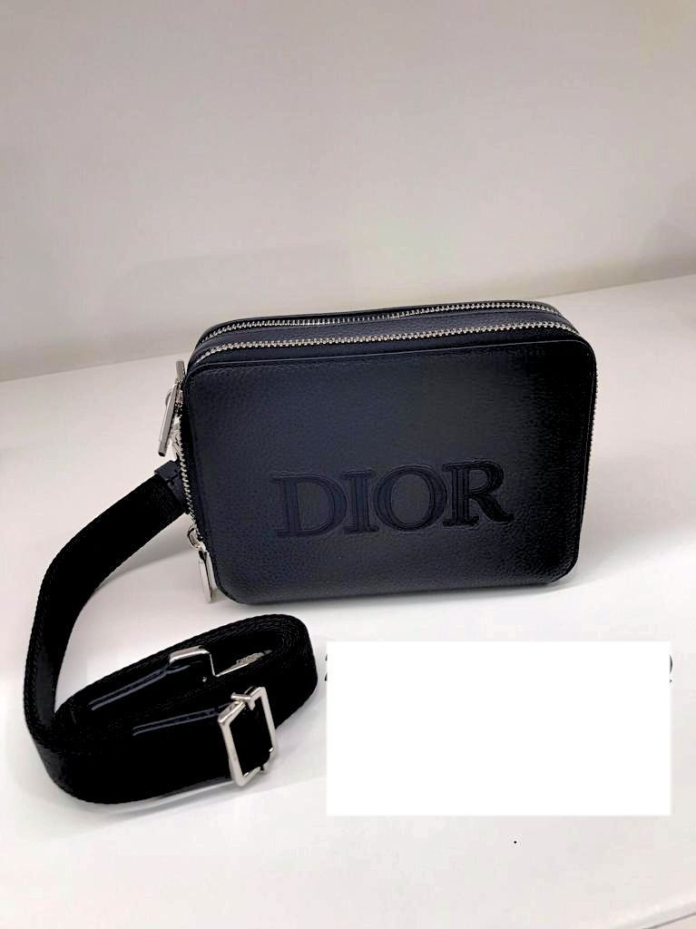 #DIOR HOMME直営店買付#カーフスキンショルダーバッグ (DIOR HOMME/ショルダーバッグ) 64870718
