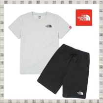THE NORTH FACE K'S WOVEN SHORTS LOUNGE EX SET 運動 上下 人気