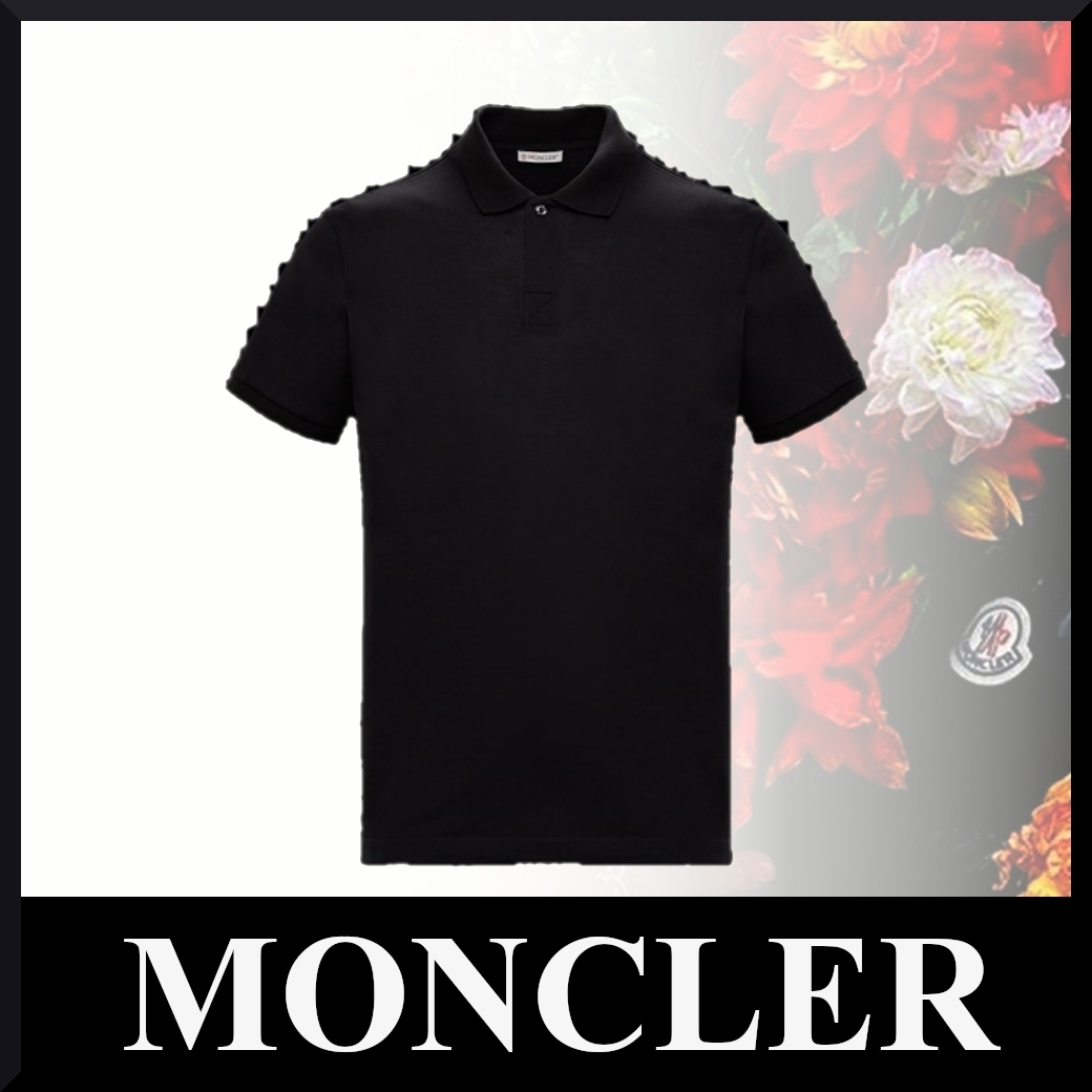 21SS【モンクレール】ポロシャツ (MONCLER/ポロシャツ) 64884582