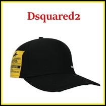 Dsquared2☆Dominate Sportキャップ【国内発・関税込み】