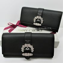 JIMMY CHOO★VIPセール★CHERI SMOOTH LEATHER★長財布★即発送