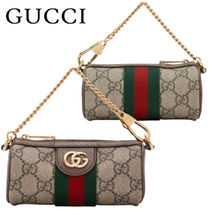 GUCCI【関税込み*送料無料】国内発送♪Ophidia GGマネーポーチ