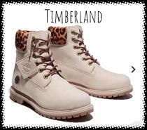 Timberland★WOMEN'S SAFARI CHEETAH 6-INCH WATERPROOF BOOTS