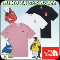 【THE NORTH FACE】RIMO EX S/S R/TEE ★2021SS 新商品