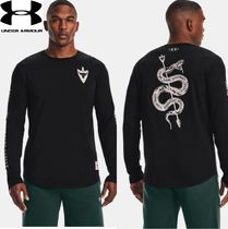 【UNDER ARMOUR】Project Rock Same Game長袖Tシャツ