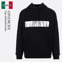 Givenchy logo-detailed hoodie