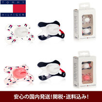 Tommy Hilfiger おしゃぶり2個セット☆出産祝い