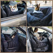 Hunting Pony Car Seat For Dogs カーシートバック★国内発送