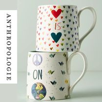 【anthropologie】Peace and Love Mug 58669144