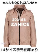 MONCLER(モンクレール) キッズアウター 完売必至!大人もOK【Moncler】 ZANICEライトJK/ピンク