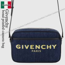 Givenchy bond printed camera bag