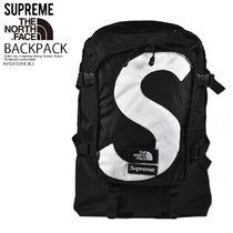 [国内即発] SUPREME TNF S LOGO EXPEDITION BACKPACK 即納