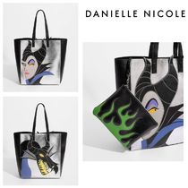 【Disney × DN】●ディズニー●Maleficent 2-in-1 Tote