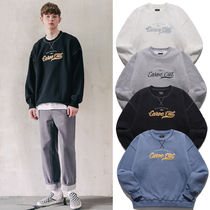 ★WV PROJECT★Out-stitch Sweatshirt★4色★スウェット★