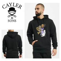 CAYLER&SONS(ケイラーアンドサンズ) パーカー・フーディ SALE/日未発★Wl From The Bottom Hoody【送込 Cayler&Sons】黒