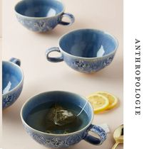 【anthropologie】Old Havana Mugs ティーカップ4個set 47186150