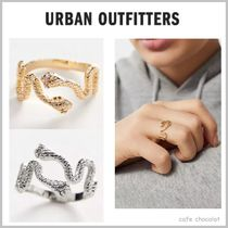 【Urban Outfitters】Dual Snake Ring デュアル スネーク リング