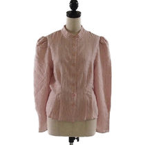 & Other Stories::Striped Button Up Blouse5:EUR36[RESALE]