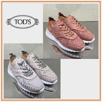 TOD'S☆SNEAKERS IN SUEDE レディーススエードスニーカー☆送込
